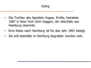 Archiv Brockhagen: Chorprobe für Adventssingen